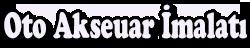 Oto Aksesuar İmalatı Logo